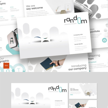 Website Template № 88437