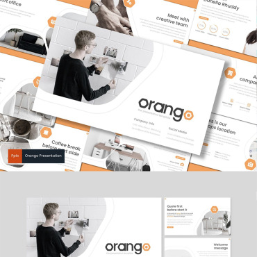 Website Template № 88440