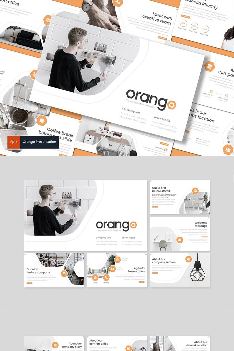 Orango PowerPoint Template