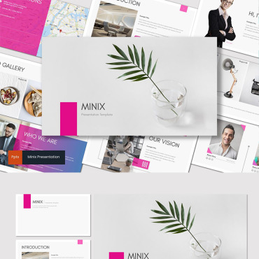Website Template № 88446