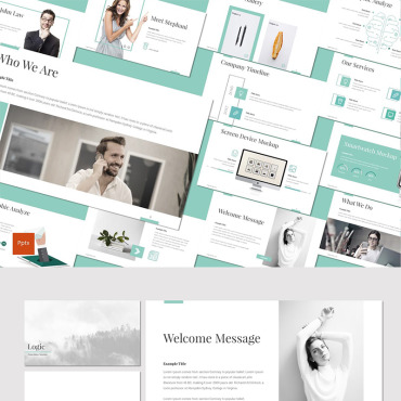 Website Template № 88447