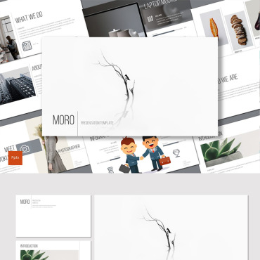 Website Template № 88450