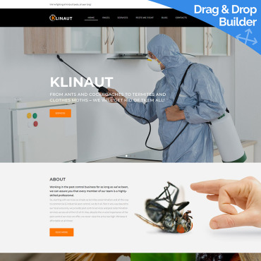 Website Template № 88469
