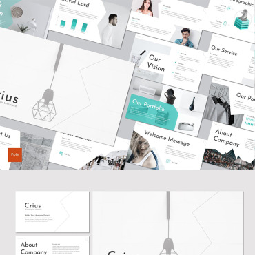 Website Template № 88550