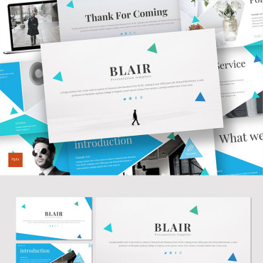 Website Template № 88554