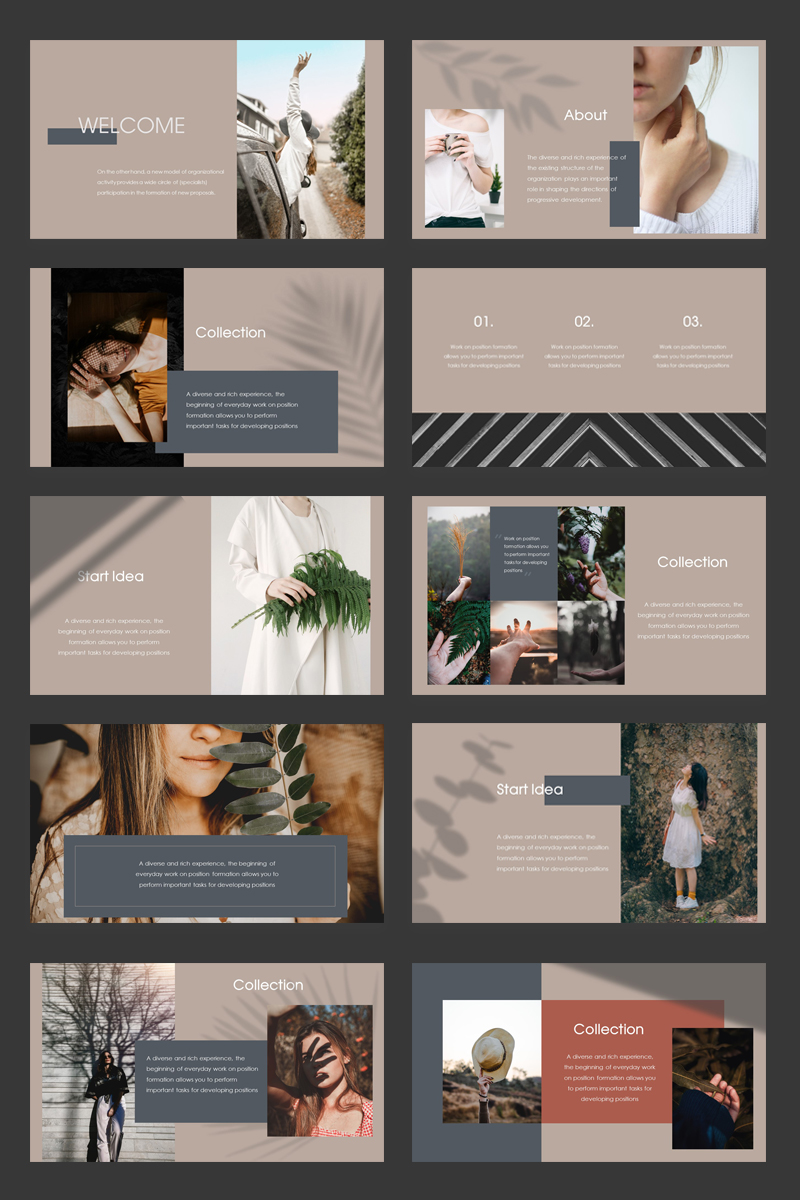 Broadway PowerPoint Template