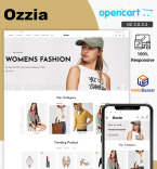 Šablona pro OpenCart #88779