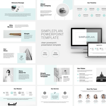 Website Template № 88803