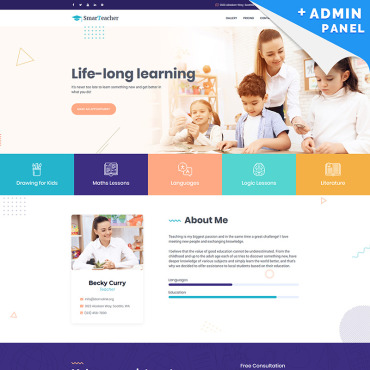 Website Template № 89012