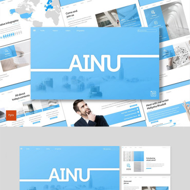Website Template № 89034