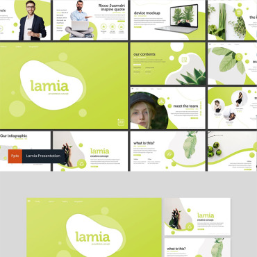 Website Template № 89127