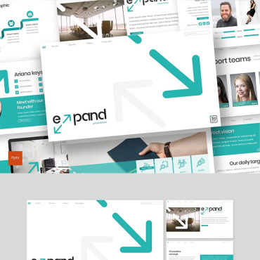 Website Template № 89136