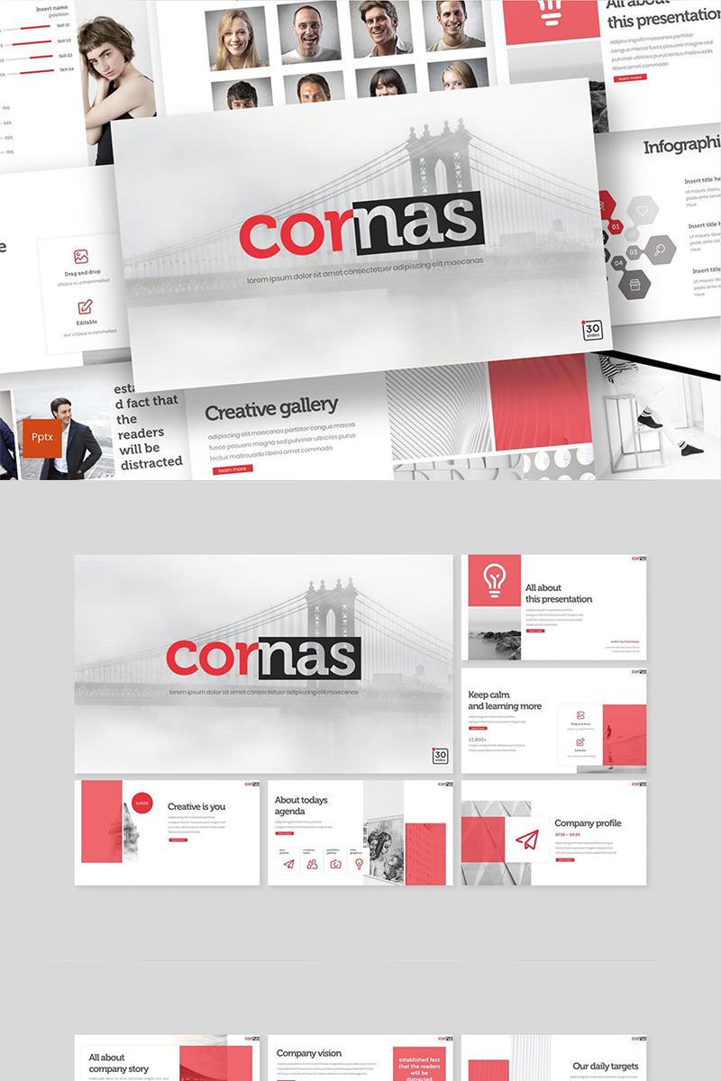 Cornas PowerPoint Template