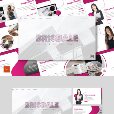 Website Template № 89143
