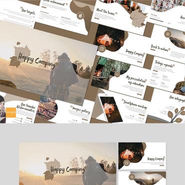 Template Artă și fotografie Google Slides #89160