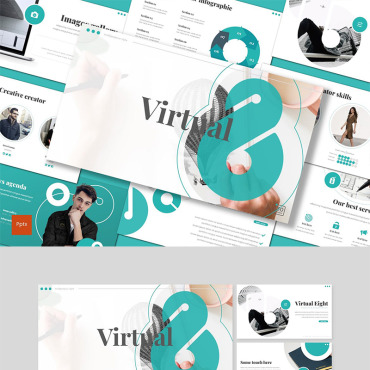 Website Template № 89264