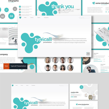 Website Template № 89266