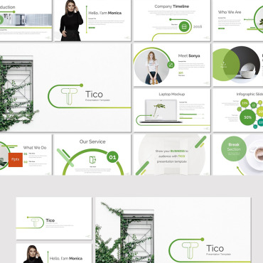 Website Template № 89270