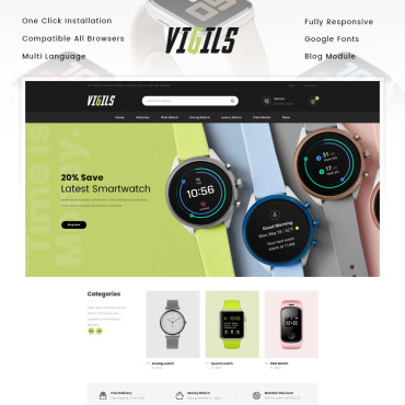 Website Template № 89309