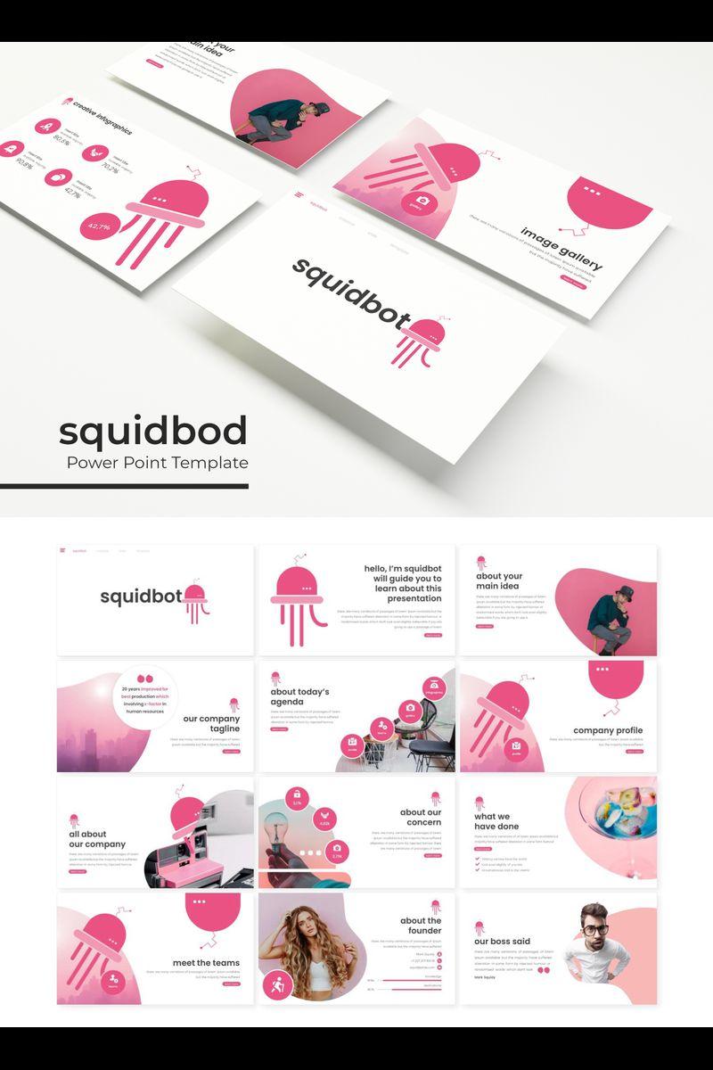 Squidbod PowerPoint Template