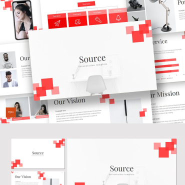Website Template № 89319