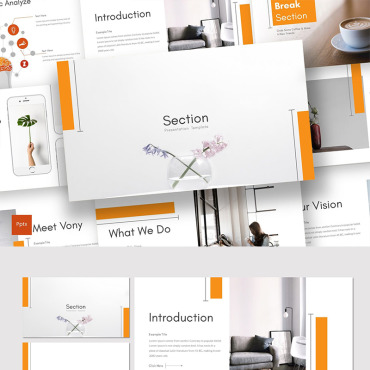 Website Template № 89323