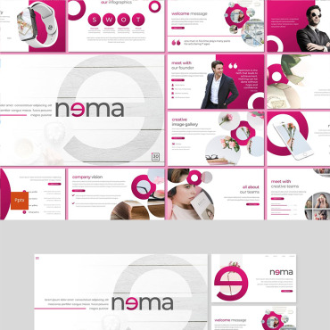 Website Template № 89502
