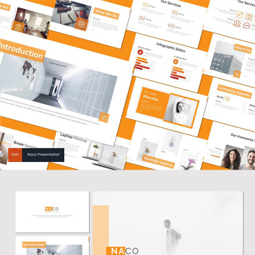 Website Template № 89506