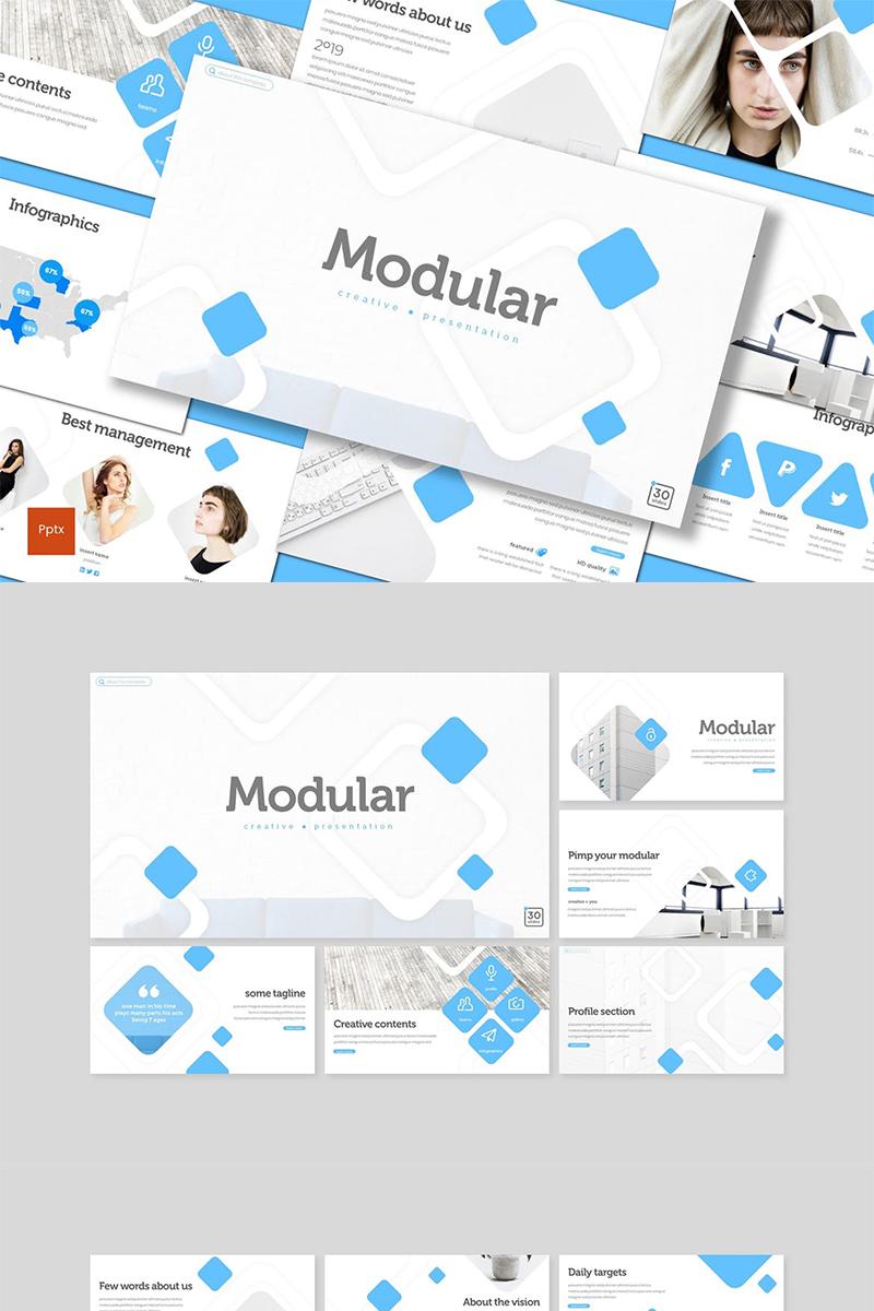 Modular PowerPoint Template