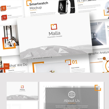 Website Template № 89510