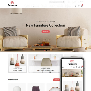 Website Template № 89583