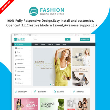 Website Template № 89653