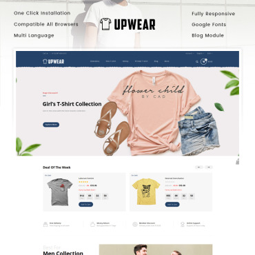 Website Template № 89654