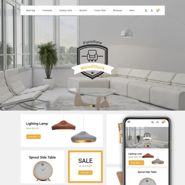 Website Template № 89683
