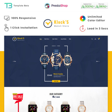 Website Template № 89831