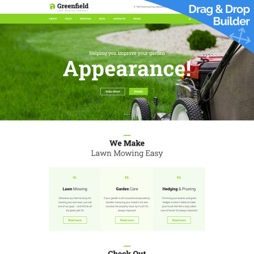 Website Template № 89933