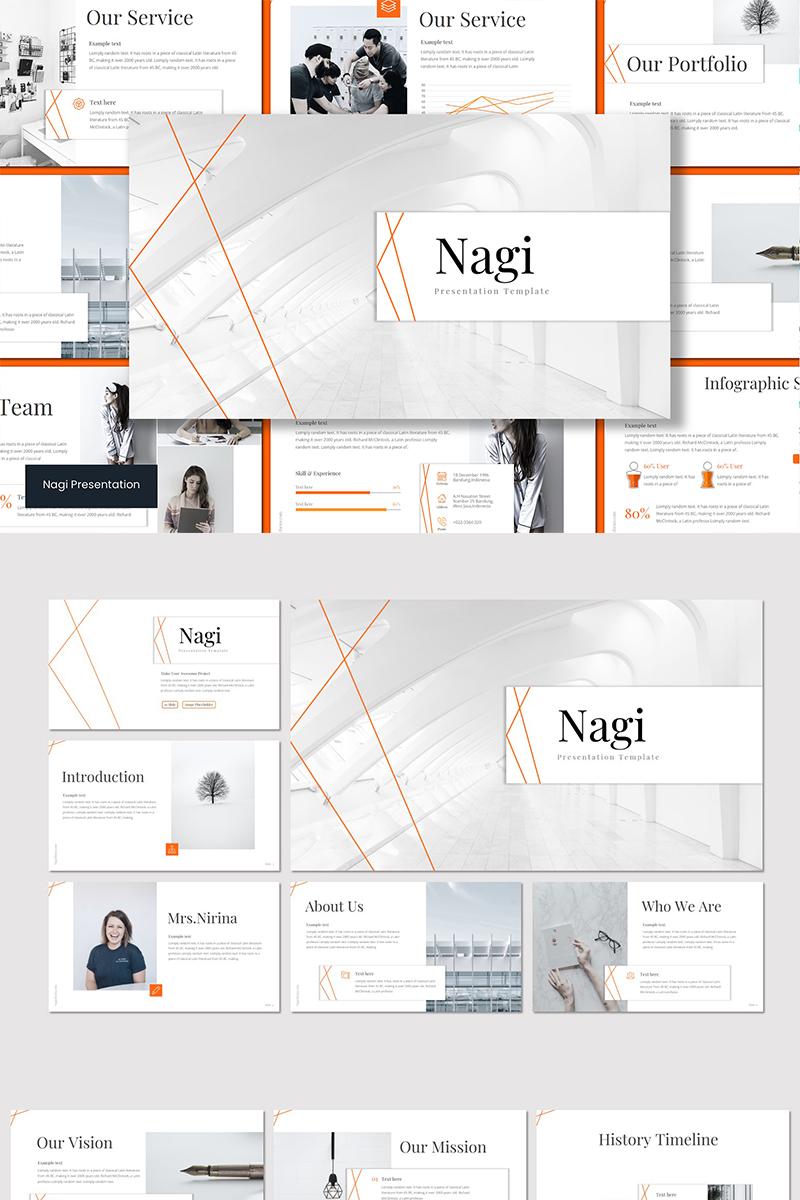 NAGI PowerPoint Template