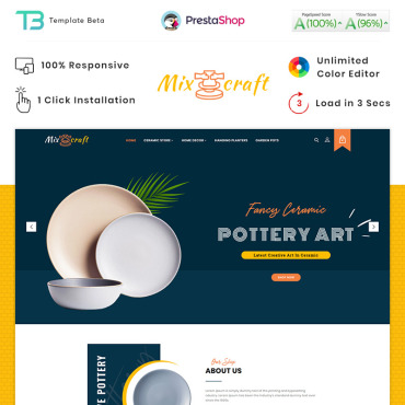 Website Template № 90275