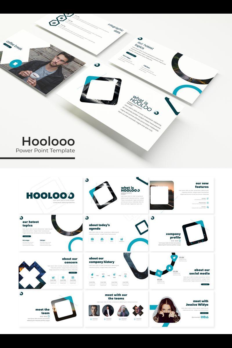 Hoolooo PowerPoint Template