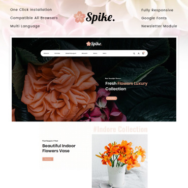 Website Template № 90394