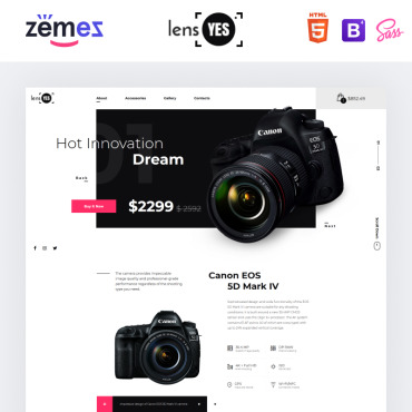 Website Template № 90476