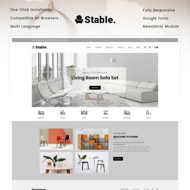 Website Template № 90517