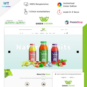 Website Template № 90605