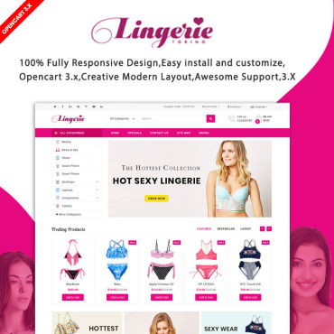 Website Template № 90615