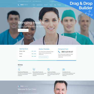 Website Template № 90746