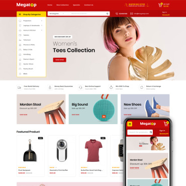 Website Template № 90952