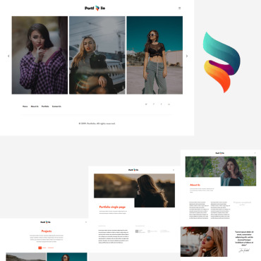 Website Template № 91111