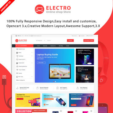 Website Template № 91114