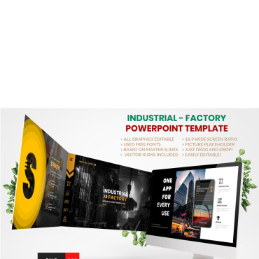 Website Template № 91170