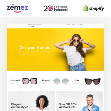 Website Template № 91207